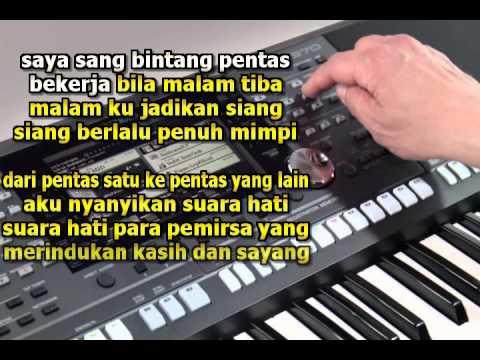 Bintang Pentas Dewi Persik Karaoke Keyboard Tanpa Vocal