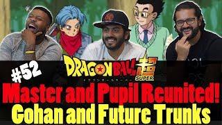 Dragon Ball Super ENGLISH DUB - Episode 52 - Group Reaction