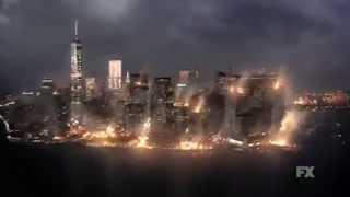 Штамм / The Strain (2 сезон) - Трейлер (Русская озвучка)