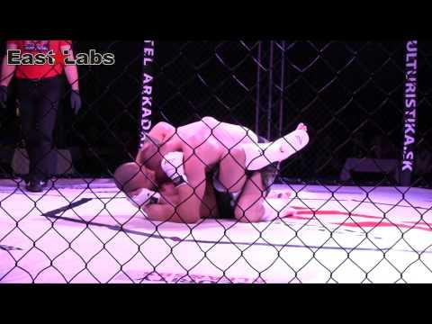 PCF 6 2013 - MMA -84kg - Matej Vaculík vs Lukáš Kučera