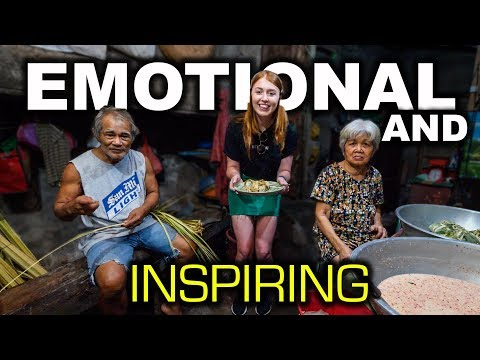 SHOCKED at FILIPINO Culture, First Vloggers See Family Tradition in Albay, Bicol