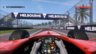 F1 2018 - Ferrari F2004 2004 - Test Drive Gameplay (PC HD) [1080p60FPS]