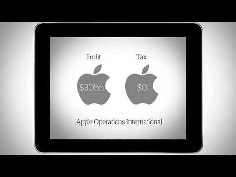 Apple's dirty little tax secret - APPLE NEWS