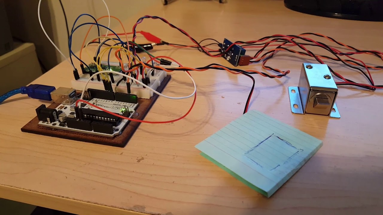 Multiple RFID reading with Arduino