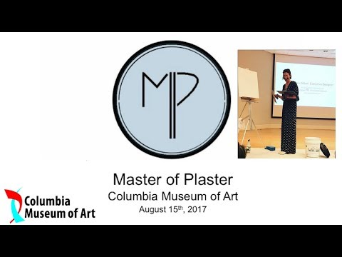 Master of Plaster With Lauren Dillon