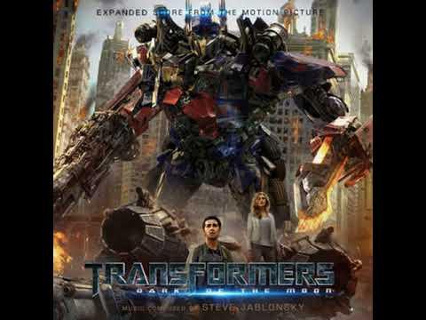 16. Steve Jablonsky - Parachuting In [Transformers: Dark Of The Moon Soundtrack]