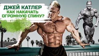 Джей Катлер. Лучшее упражнение для спины? / Тренировка спины и пресса / Широчайшие