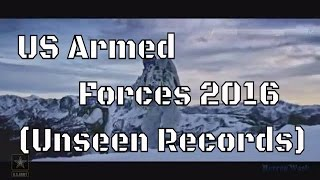 US Army 2016 ( (Must Watch))