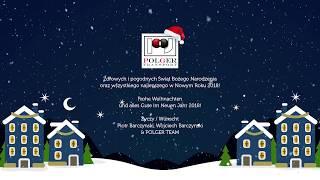 Polger Team - Święta 2018