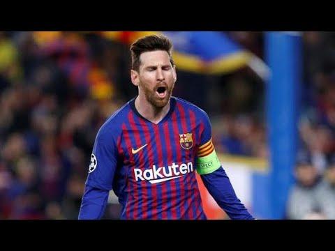 Leo Messi vs O. lyon COMPLETO   2 GOLES Y 2 ASISTENCIAS DEL ASTRO ARGENTINO!!