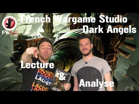 FWS Analyse du codex Dark Angels v8
