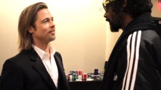 Repeat youtube video Doggisodes - Snoop Dogg Hangs with Brad Pitt & A$AP Rocky