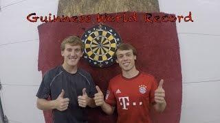World Record Longest Bullseye (25 Feet!)