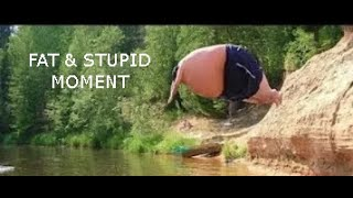 FAT & STUPID FAIL COMPILATION . FUNNY VIDEO 2021. FAIL COMPILATION . FUN TIME.