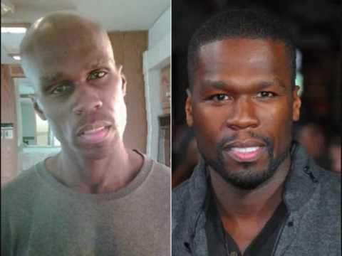 50 CENT SKINNY TO 10 CENT IN 9 WEEKS FOR A MOVIE