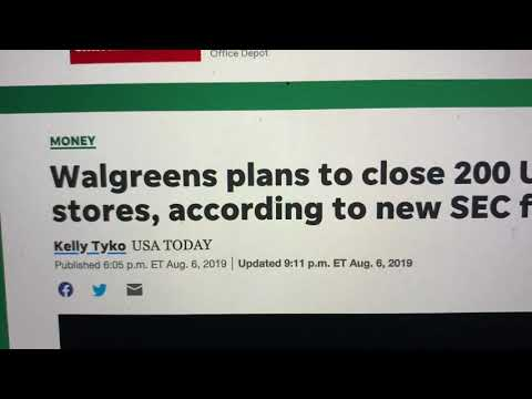 Walgreens East Oakland Closure Shows City Of Oakland Lacks Business Retention Program It Once Had