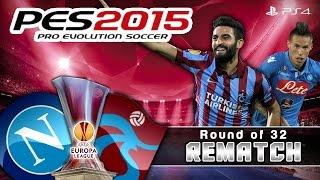 Video Gol Pertandingan Trabzonspor vs Napoli