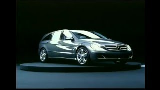 Mercedes Benz Vision B Sports Tourer 2004 Videos