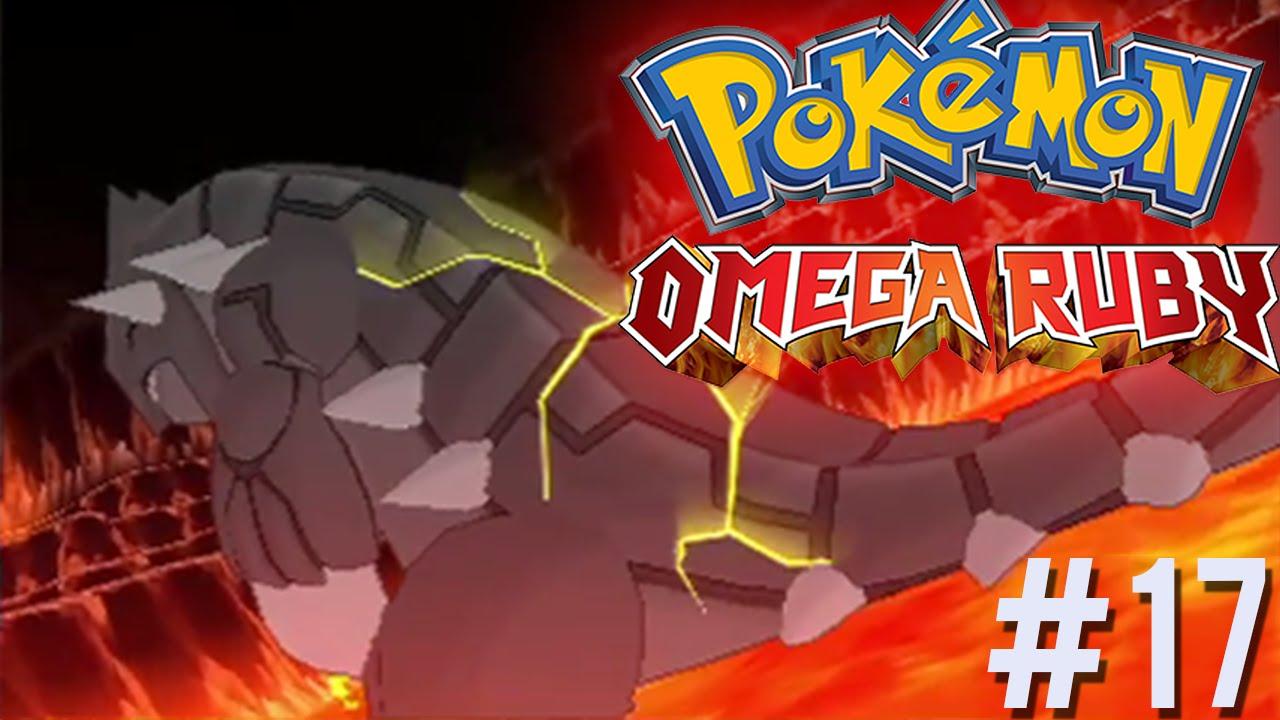 Pokemon: Omega Ruby Ep. 17 - Shiny Primal Groudon & Kyogre! - YouTube
