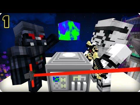 Звёздные войны! Вторжение! [ЧАСТЬ 1] Star Wars в Майнкрафт! - (Minecraft - Сериал)