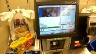 93. Роботы-Кассиры в магазинах Англии. Cashier-Robots in Oxford shops
