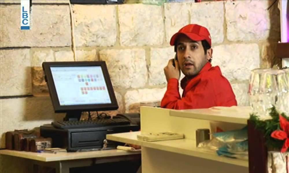 Ktir Salbeh Show   Episode 21 -ديليفيري عا طرابلس