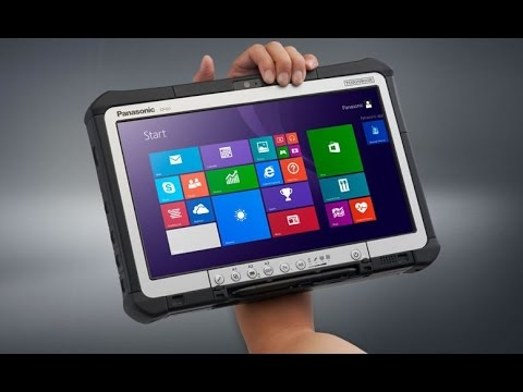 Panasonic FZ B2 Rugged Tablet With Android 4.4 KitKat Launched
