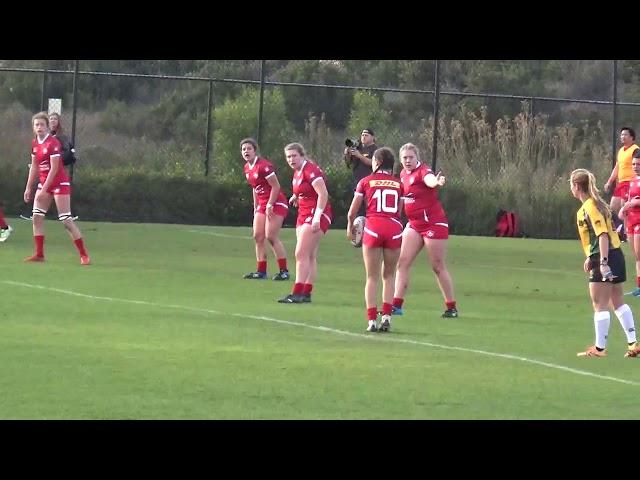 U18 Girls HSAA vs Canada U18s - Dec 30, 2019