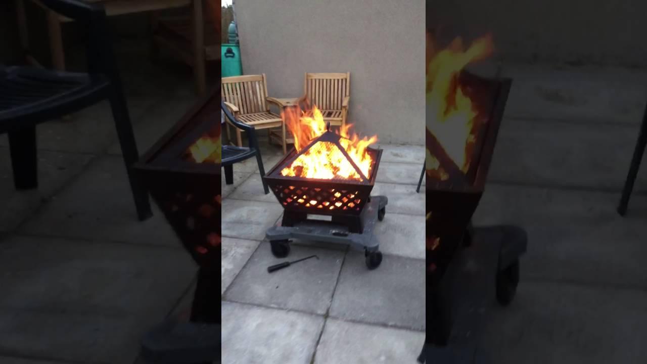 landmann fire pit