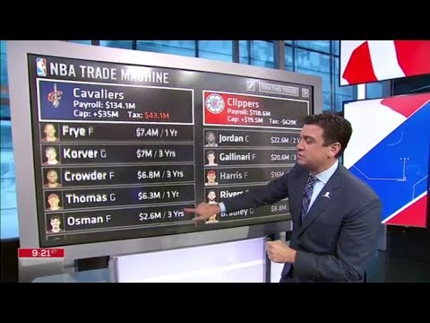 Here's why it's so difficult for the Cavaliers to pull off a trade | SportsCenter | ESPN
