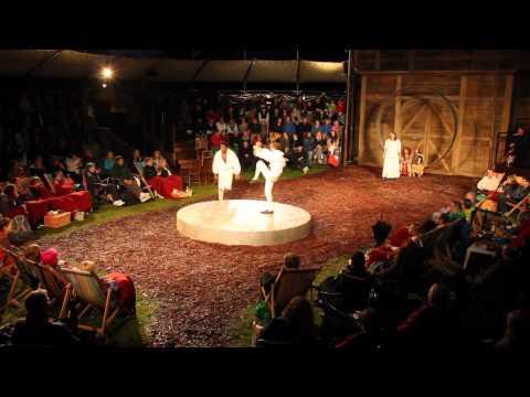 Grosvenor Park Open Air Theatre, 2013