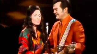 after the fire is gone   conway twitty and loretta lynn