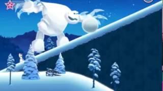 Мультик игра Холодное сердце: Бегалка бродилка (Disney Frozen Rush)