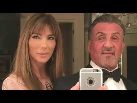 Sylvester Stallone wife 2018 Jennifer Flavin