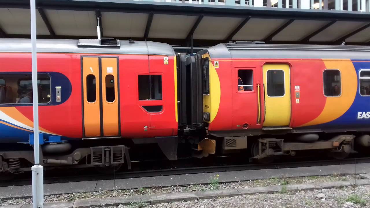 Trains East Midlands Trains Class 156 And Class 158