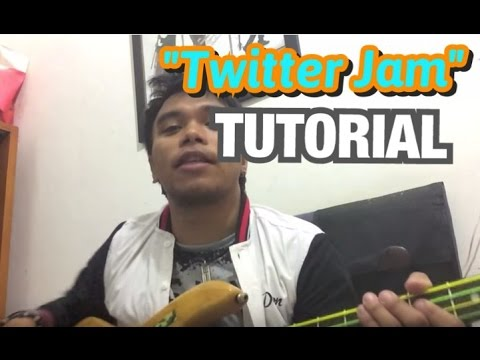 Twitter Jam TUTORIAL - Barry Likumahuwa