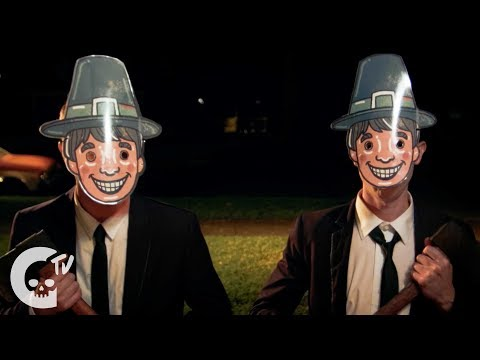 Invaders   Funny Short Horror Film   Crypt TV