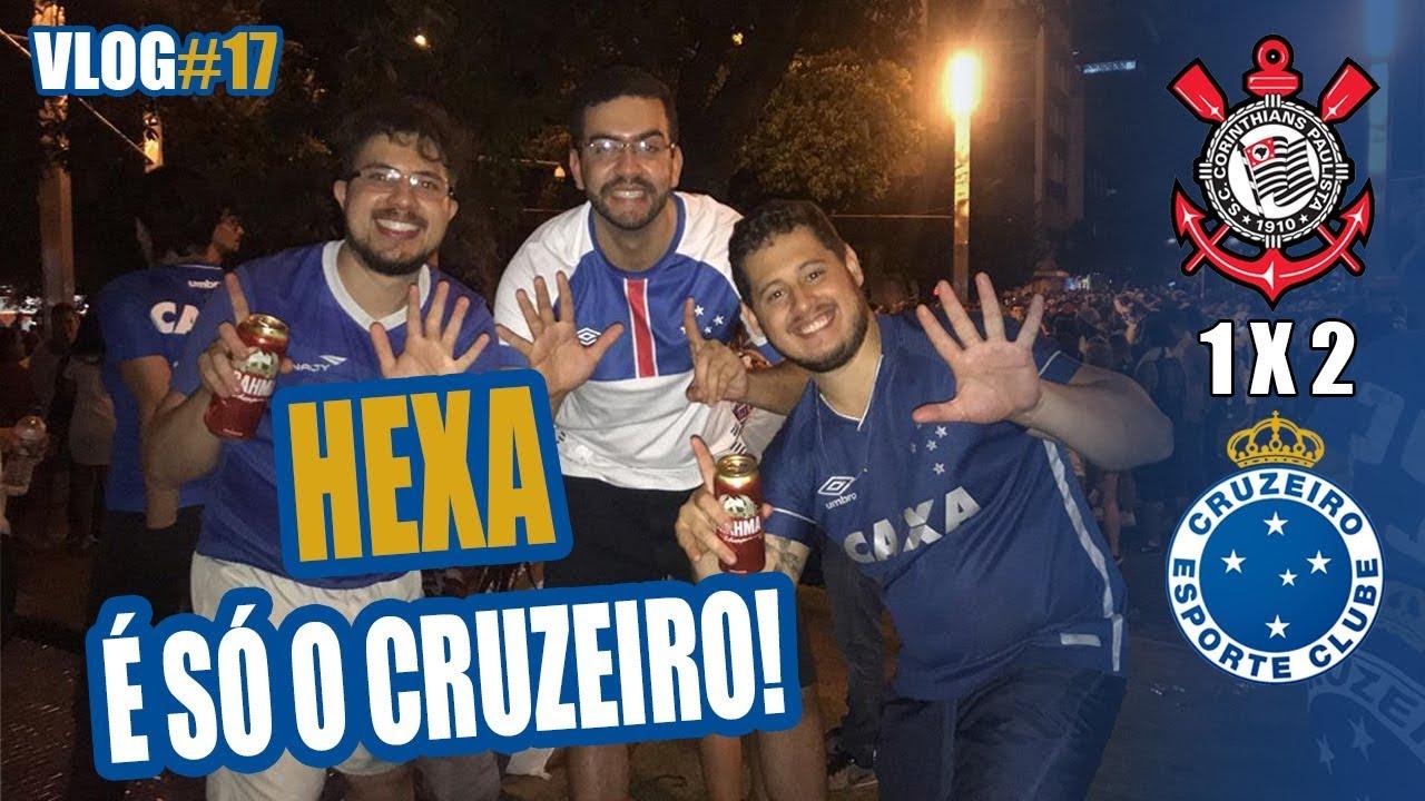 33332faa65 SAI CACHORRO! HEXA CAMPEÃO! CORINTHIANS 1 X 2 CRUZEIRO - COPA DO ...