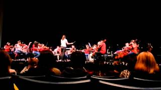 South County High School - Concert Orchestra - Vanguard Overture