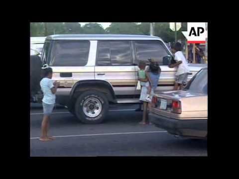 NICARAGUA: STREET CHILDREN