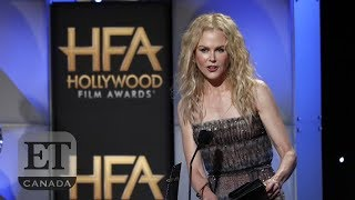 Nicole Kidman On Her Powerful Female Roles