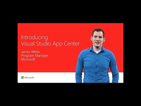 Introduction to Visual Studio App Center  | T121