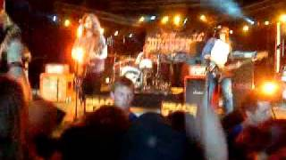 Witchcraft - Hey Doctor @ Peace & Love 2009