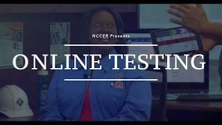 NCCER Online Testing