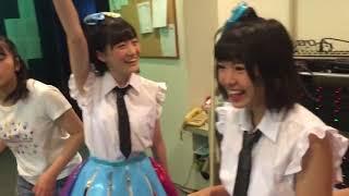 田島芽瑠 HKT48 パート2。見所ありすぎる。みくりんのバリアに、びびあ...