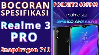 Realme 3 Pro-Prices and Specifications | HR 710 CAN FORTNITE 60FPS!