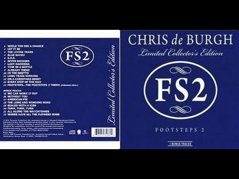 Chris de Burgh - Footsteps 2 - Limited Collector's Edition 2011