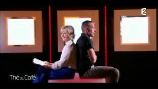 Dos à dos avec Lambert Wilson - Thé ou Café - 15/04/2017