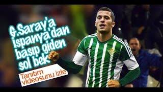 +Welcome to Galatasaray !!  Riza Durmisi 2017 18
