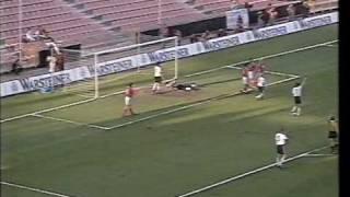 Calcio Mondiale 98 Albania Germania 2 3 Grenada Espania 1997 video di Agron Kozeli